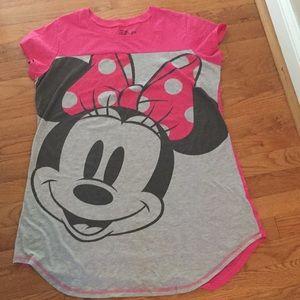 Disney Minnie Mouse pajamas